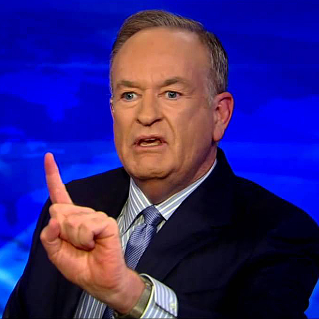YOU WON'T HAVE O'REILLY TO KICK AROUND… WAIT — O'Reilly's Talking Points Meltdown.